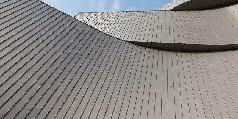 Construction Complete On Deakin University 3D Curving Façade Cladding