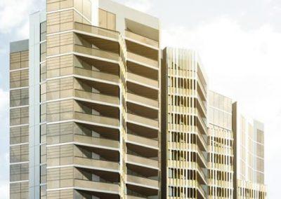 Air Apartments, Coburg